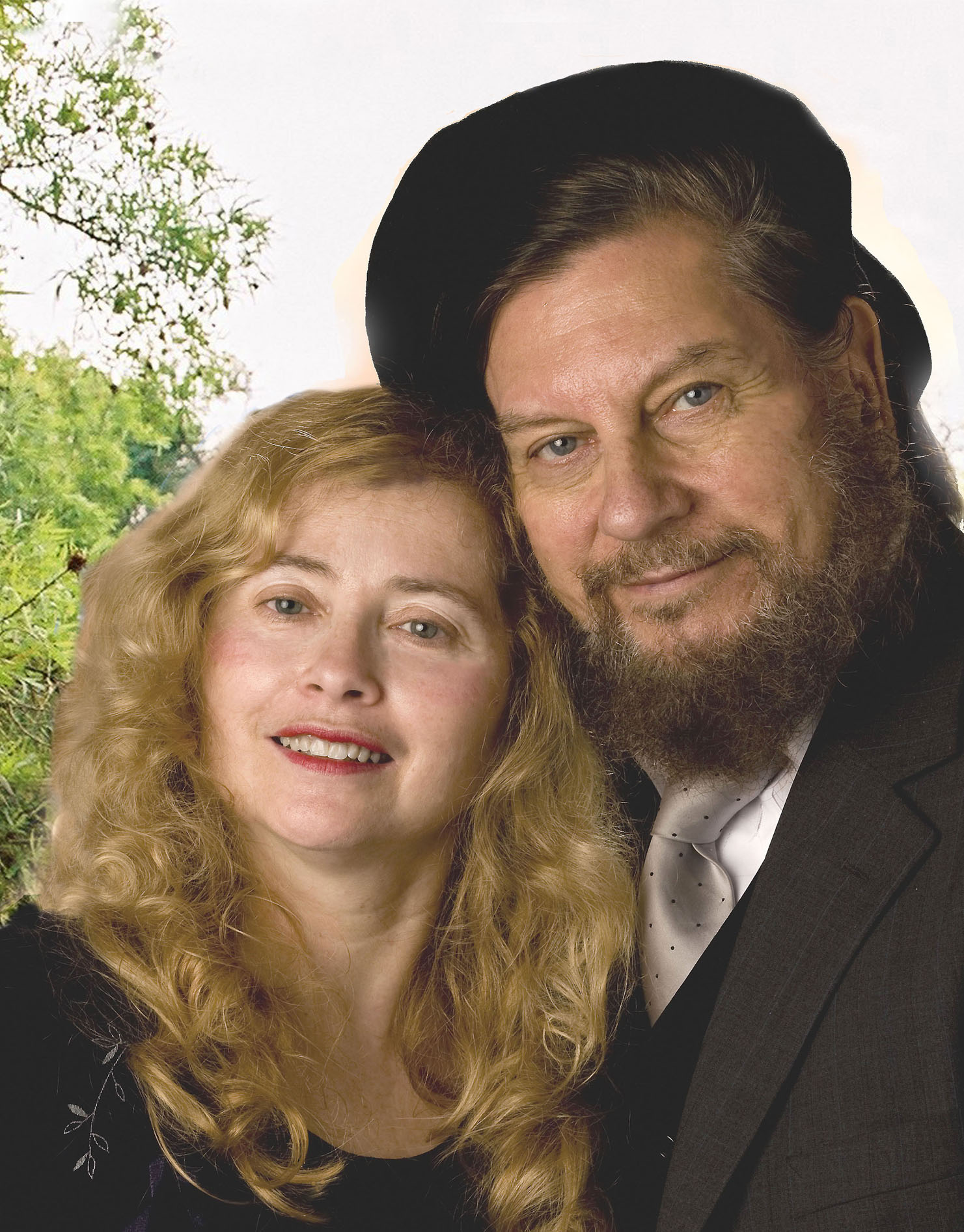 JJ & Desiree Hurtak + Alan Steinfield